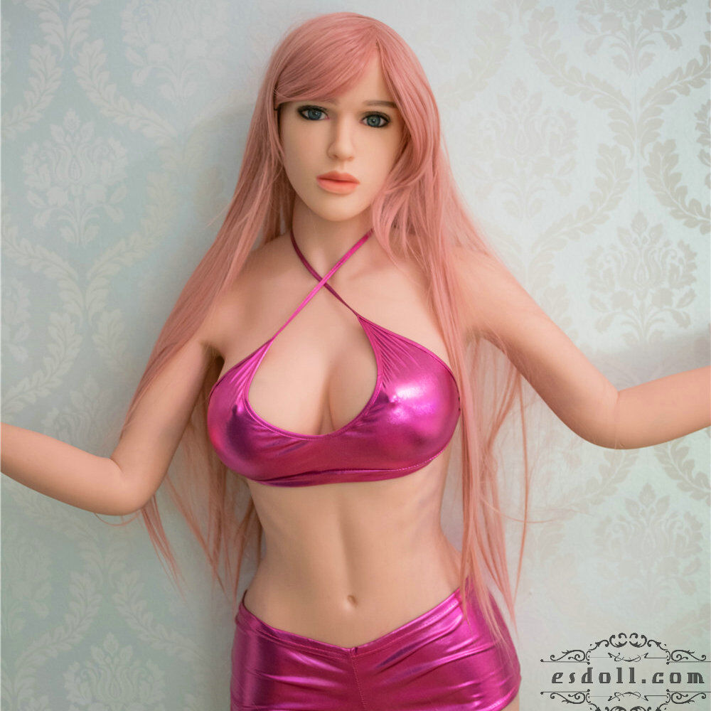 168cm 5.51ft Selena Silicone Sex doll - 4
