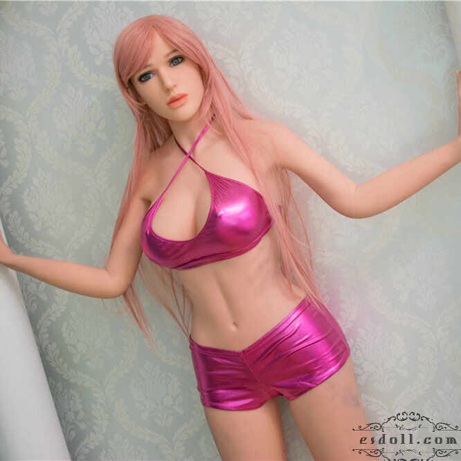 168cm 5.51ft Selena Silicone Sex doll - 5