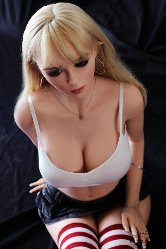 165cm 5.41ft Gloria sex doll - 1