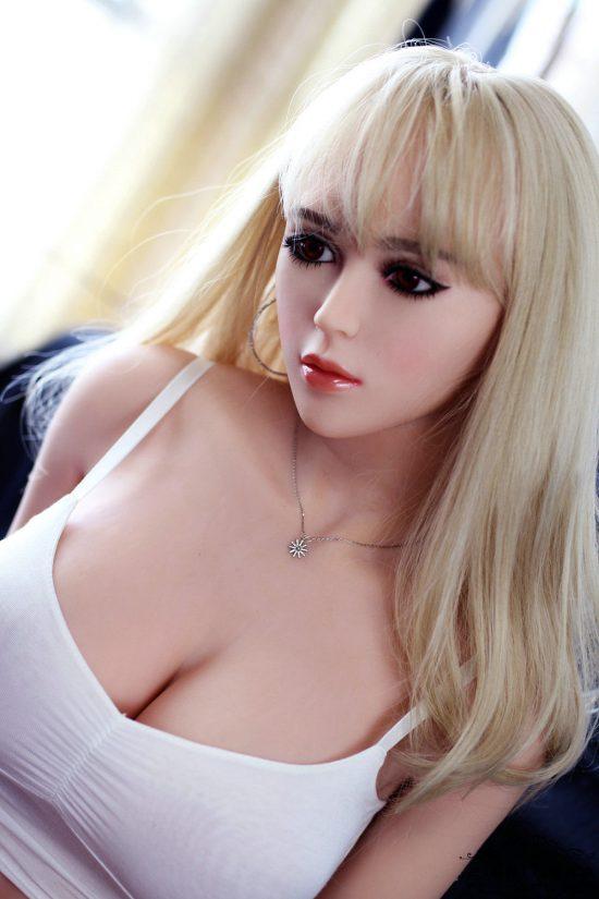 165cm 5.41ft Gloria sex doll - 6