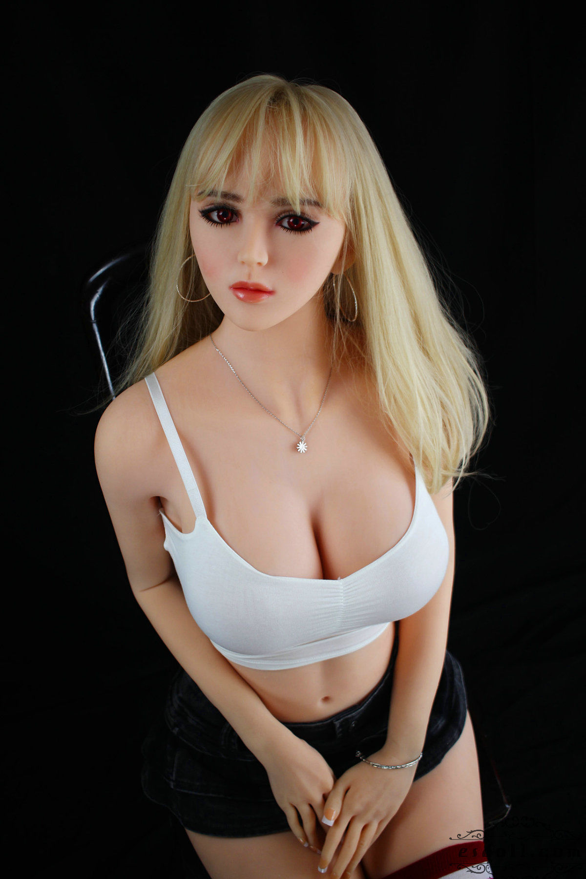 165cm 5.41ft Gloria sex doll - 13