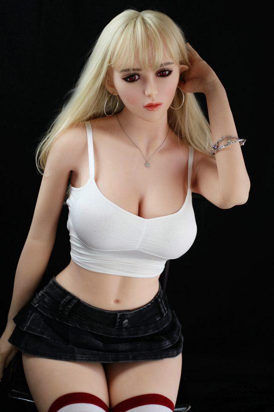 165cm 5.41ft Gloria sex doll - 16