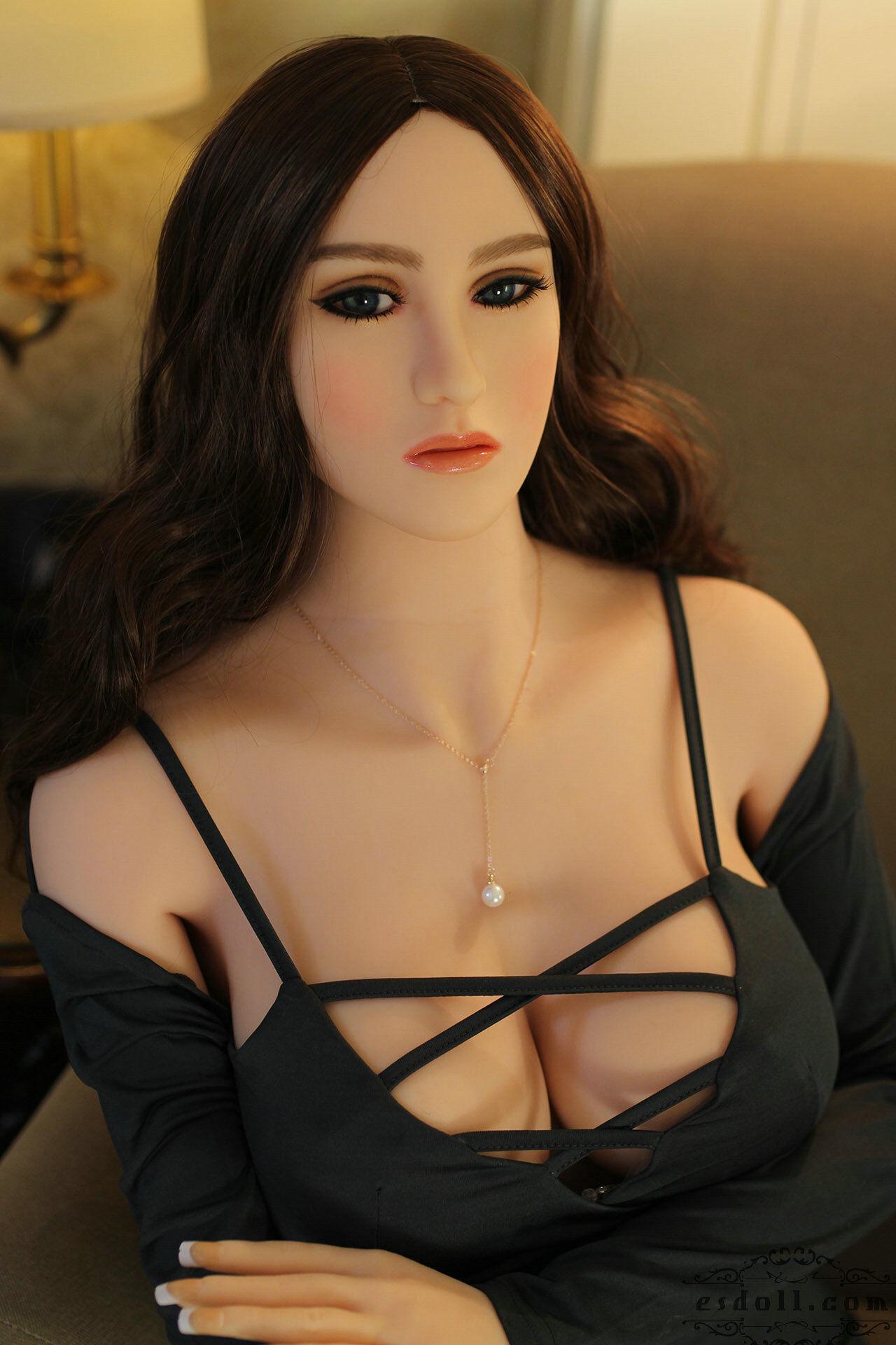165cm 5.41ft Erin sex doll - 6