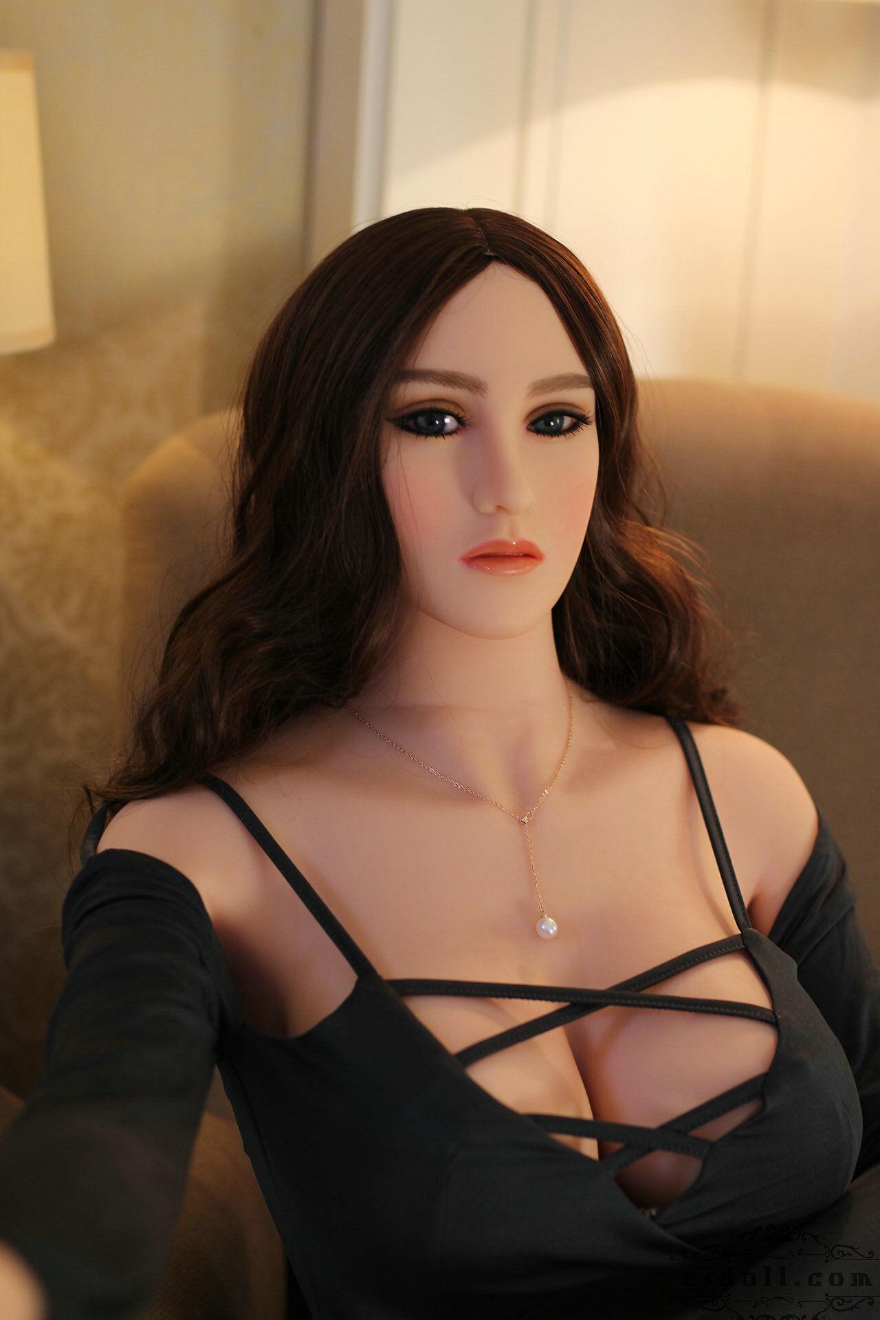 165cm 5.41ft Erin sex doll - 11