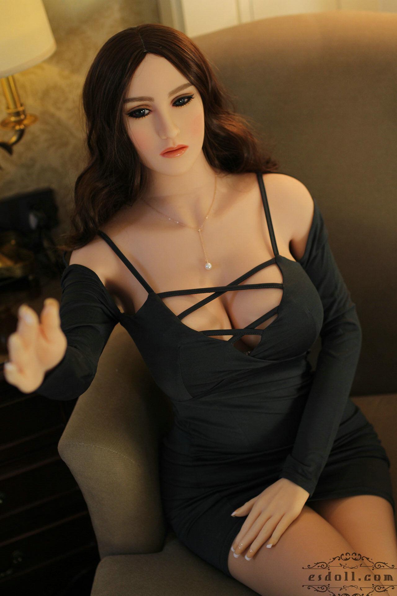 165cm 5.41ft Erin sex doll - 12