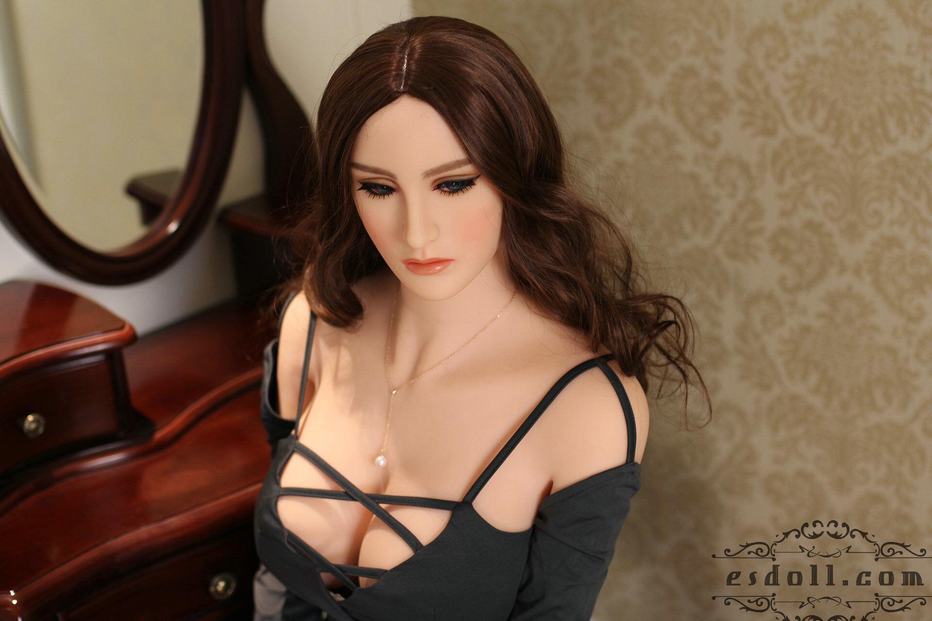 165cm 5.41ft Erin sex doll - 20