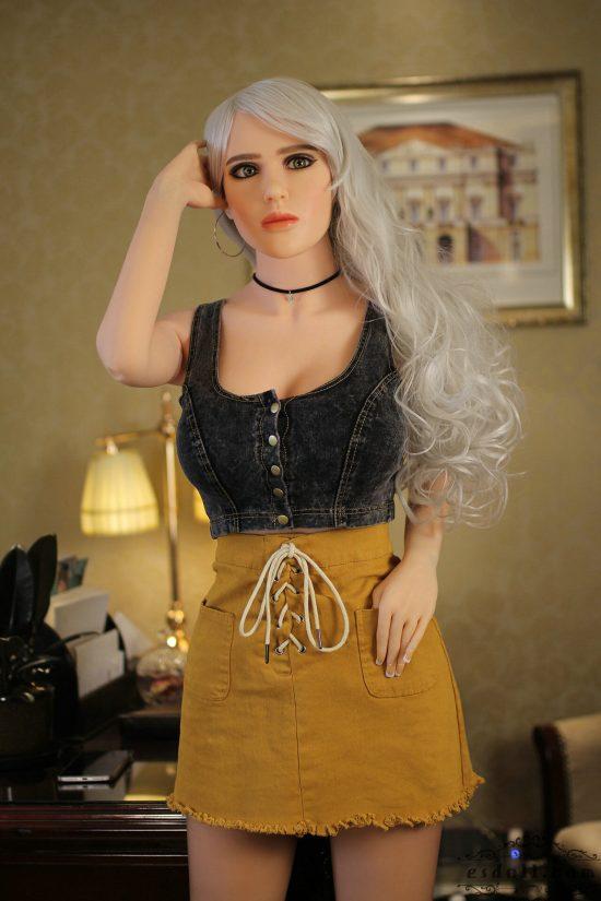 155cm Mary sex doll - 21