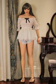 165cm 5.41ft Gina sex doll - 1