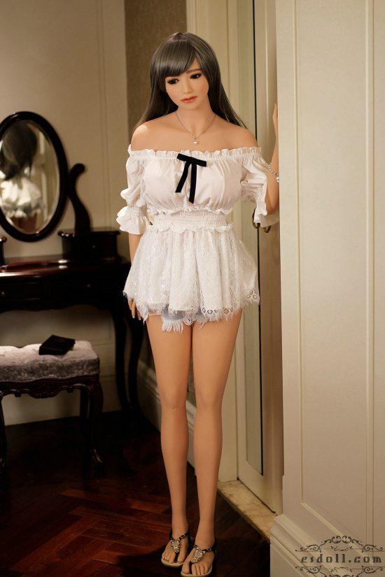 165cm 5.41ft Gina sex doll - 3