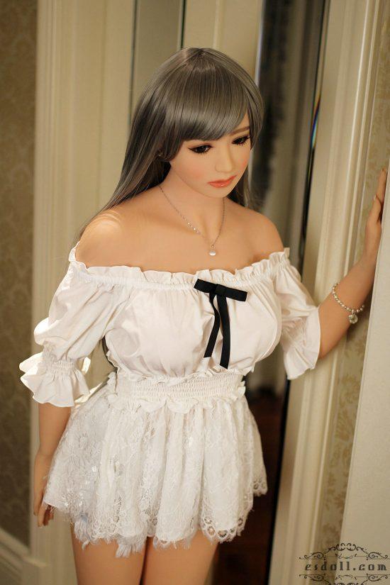 165cm 5.41ft Gina sex doll - 4