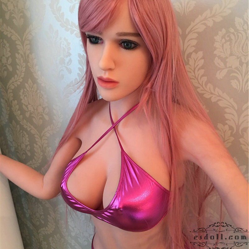 168cm 5.51ft Selena Silicone Sex doll - 11