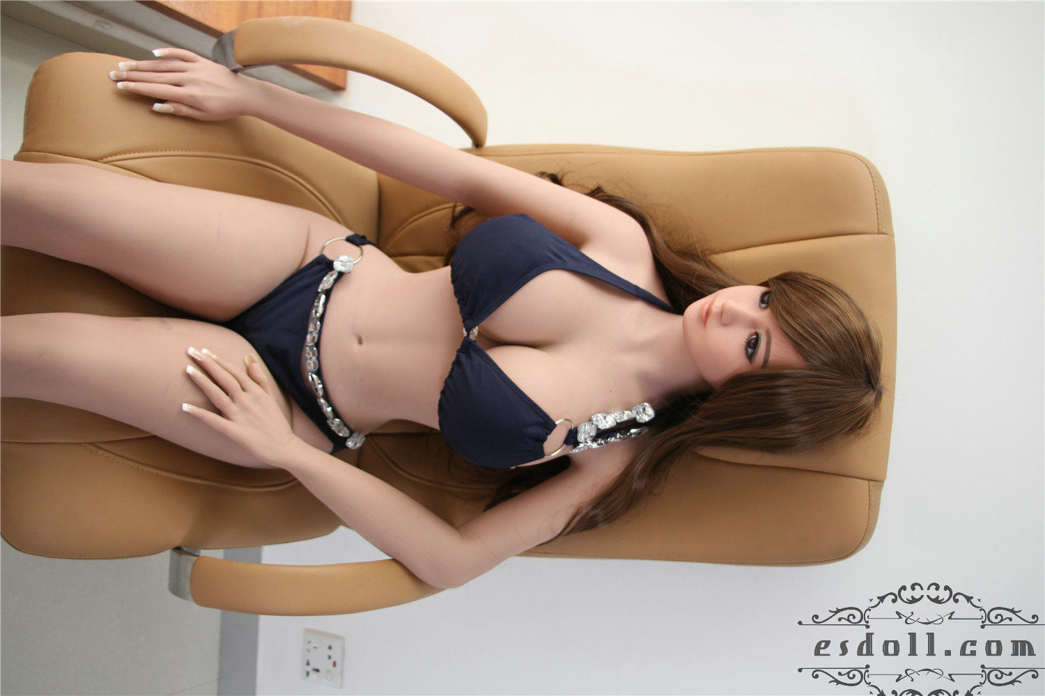 158cm 5.18ft Gill sex doll - 7