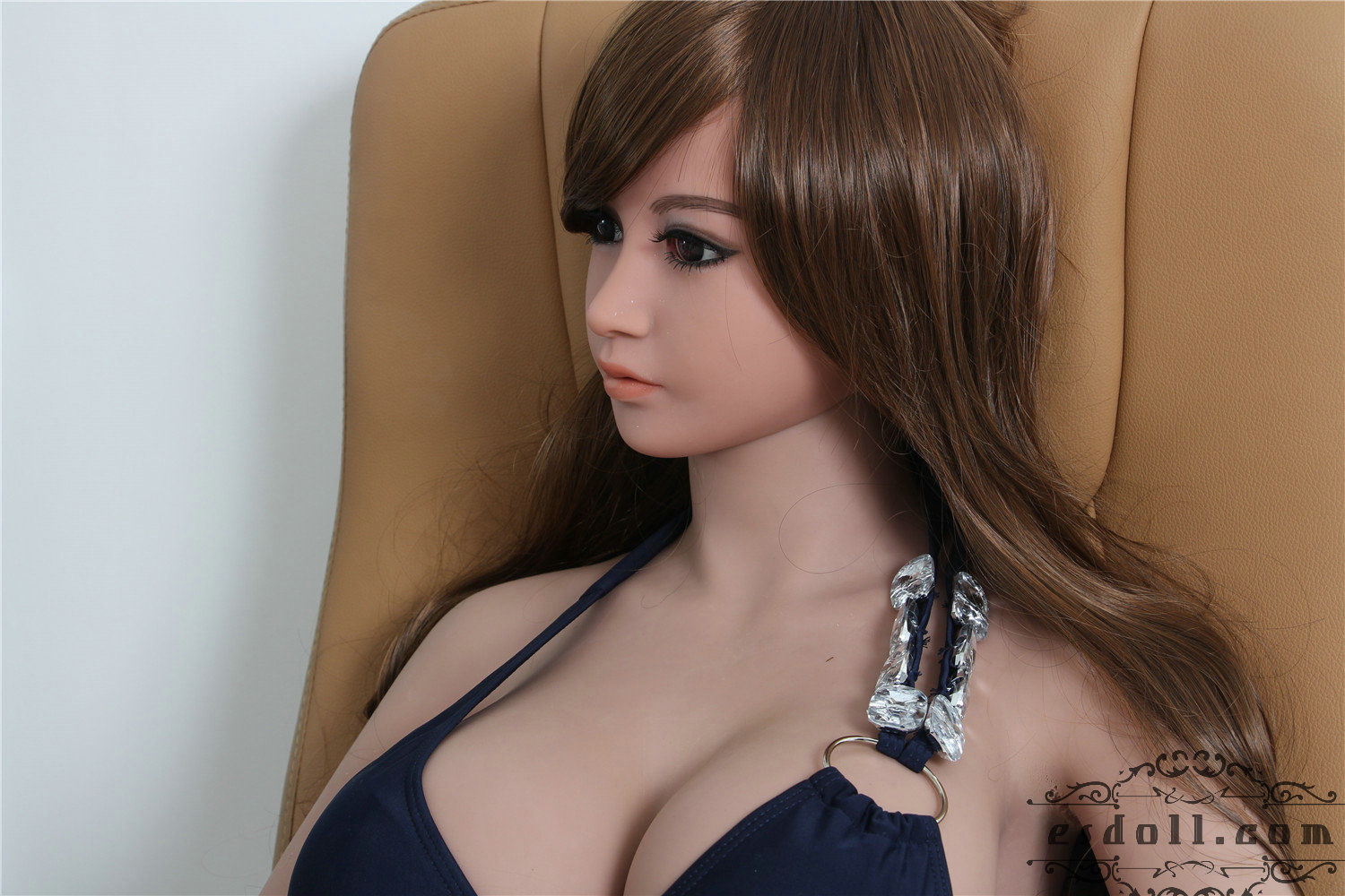 158cm 5.18ft Gill sex doll - 9