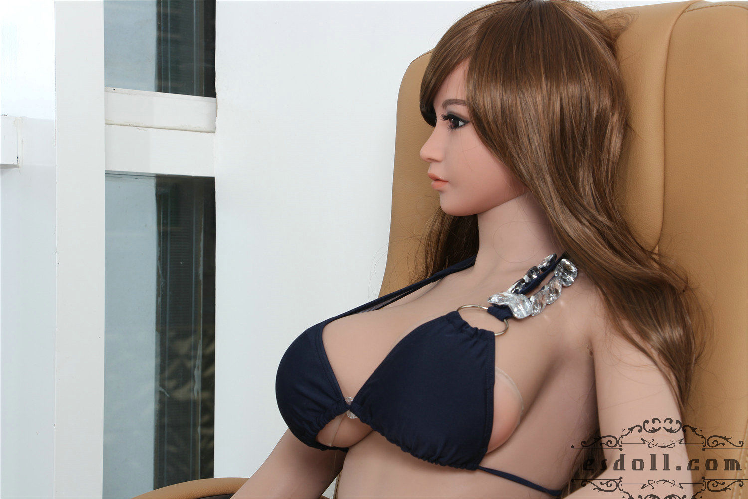 158cm 5.18ft Gill sex doll - 10
