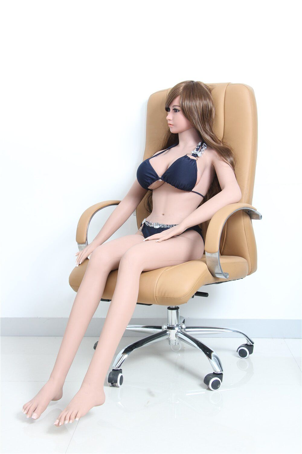 158cm 5.18ft Gill sex doll - 15