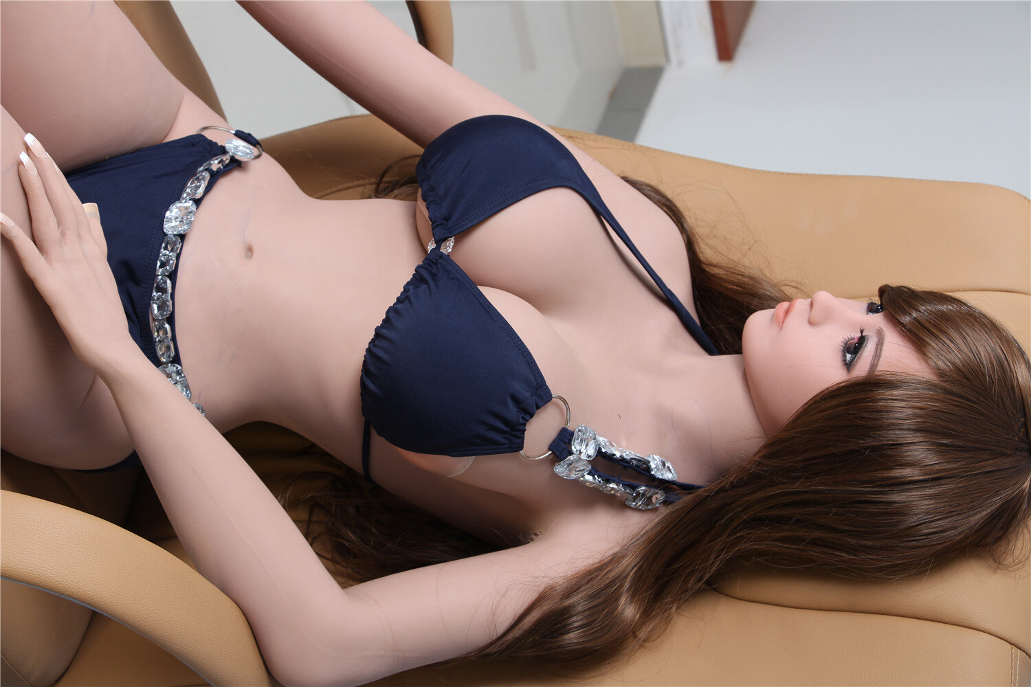158cm 5.18ft Gill sex doll - 23
