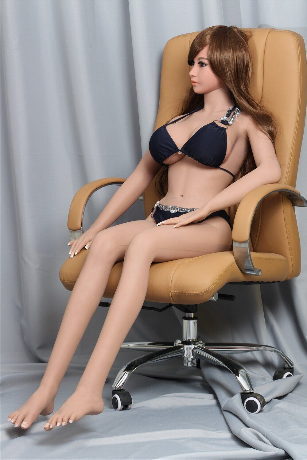 158cm 5.18ft Gill sex doll - 24