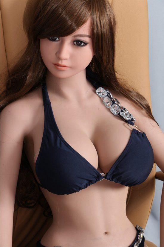 158cm 5.18ft Gill sex doll - 27