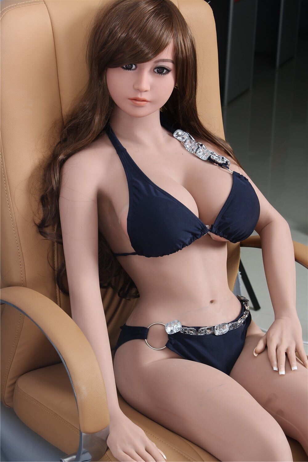 158cm 5.18ft Gill sex doll – 30