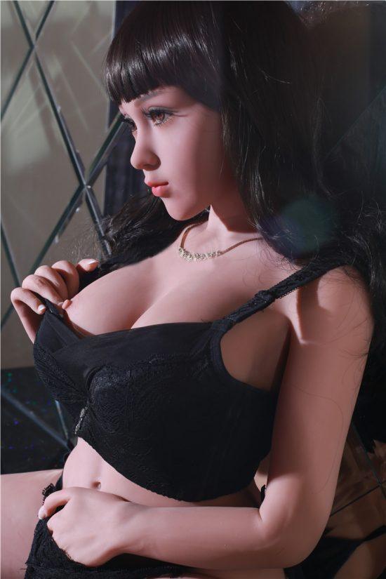 135cm 4.43ft Carol Silicone Sex Doll -4