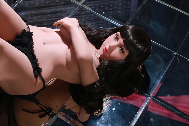 135cm 4.43ft Carol Silicone Sex Doll -10