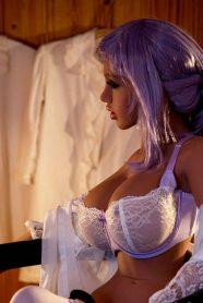 daisy-158cm-5-18ft-tan-skin-silicone-sex-angel-doll - 4