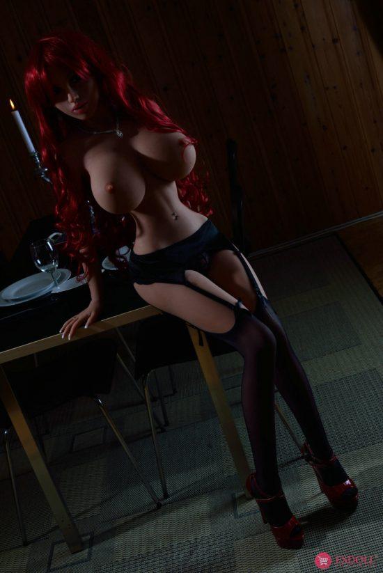 Allison 140cm sex doll - 5