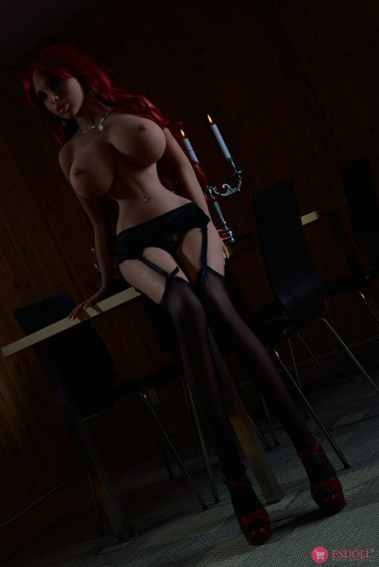 Allison 140cm sex doll - 7