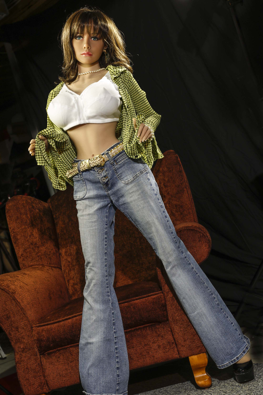 Judy 165cm Sex Love Doll - 1