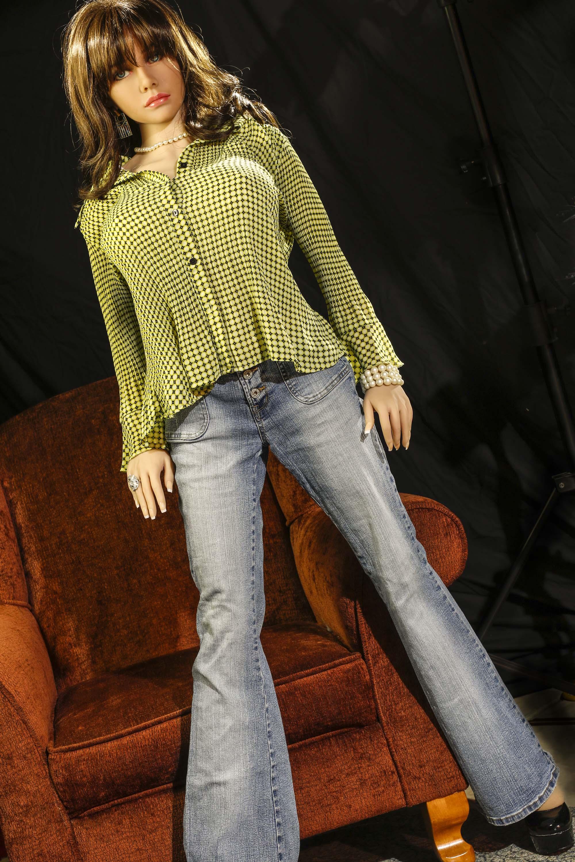 Judy 165cm Sex Love Doll - 2