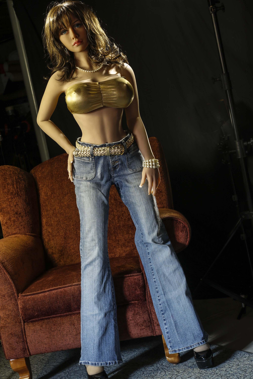 Judy 165cm Sex Love Doll - 4