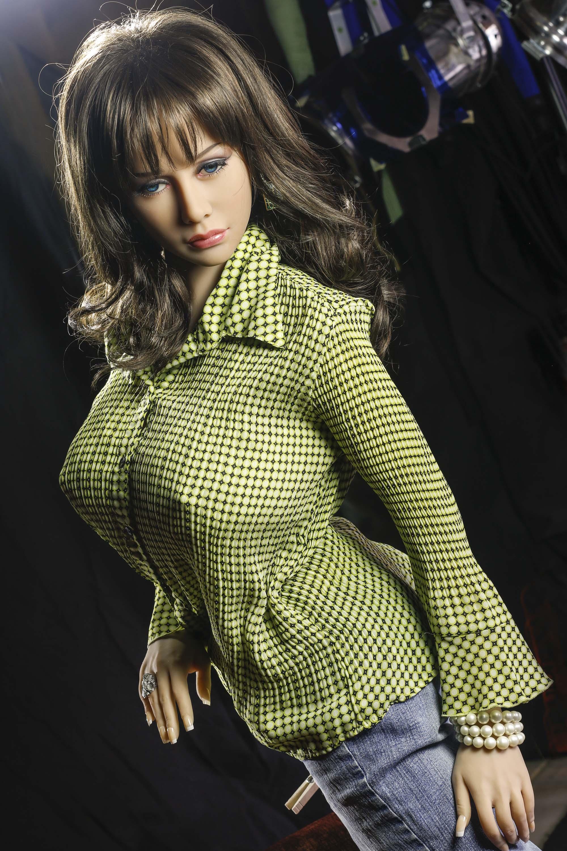 Judy 165cm Sex Love Doll - 6