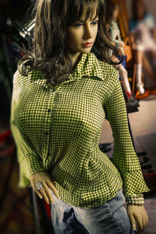 Judy 165cm Sex Love Doll - 8