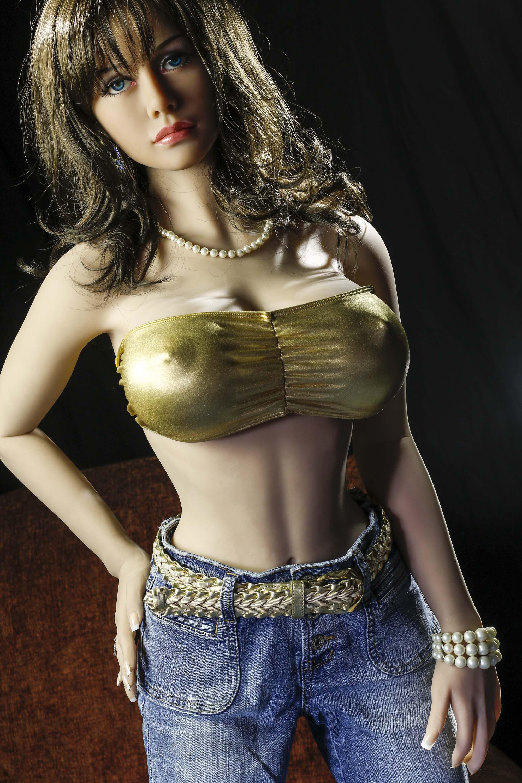 Judy 165cm Sex Love Doll - 12