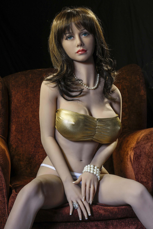 Judy 165cm Sex Love Doll - 15