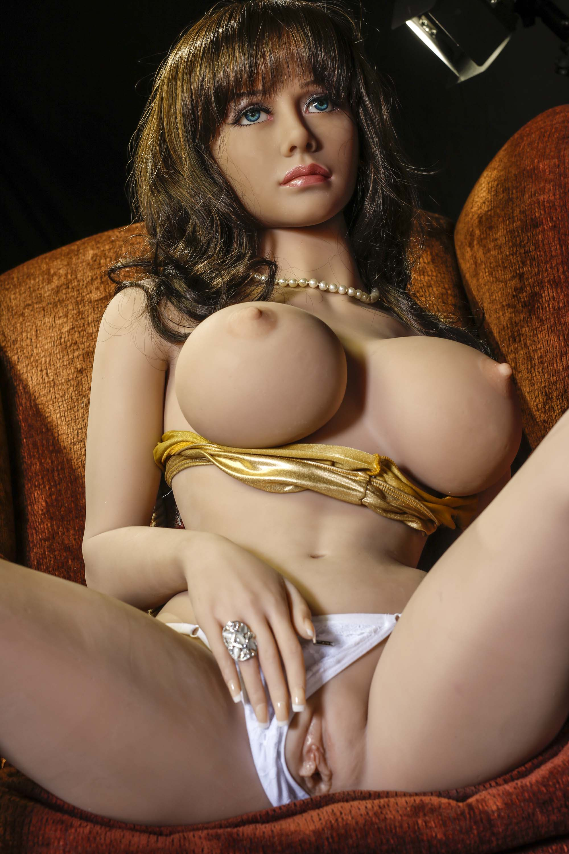 Judy 165cm Sex Love Doll - 17
