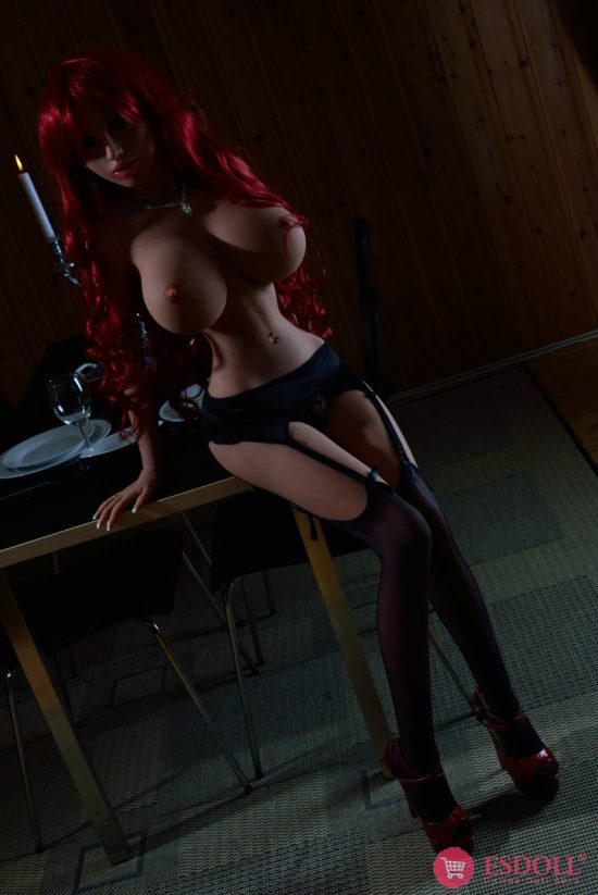 140cm 4.59ft Silicone Love Doll - 5