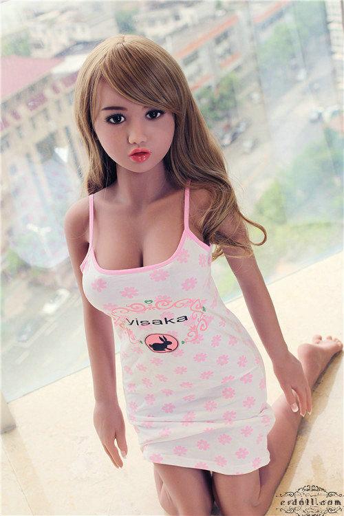 138cm Karine sex doll - 1