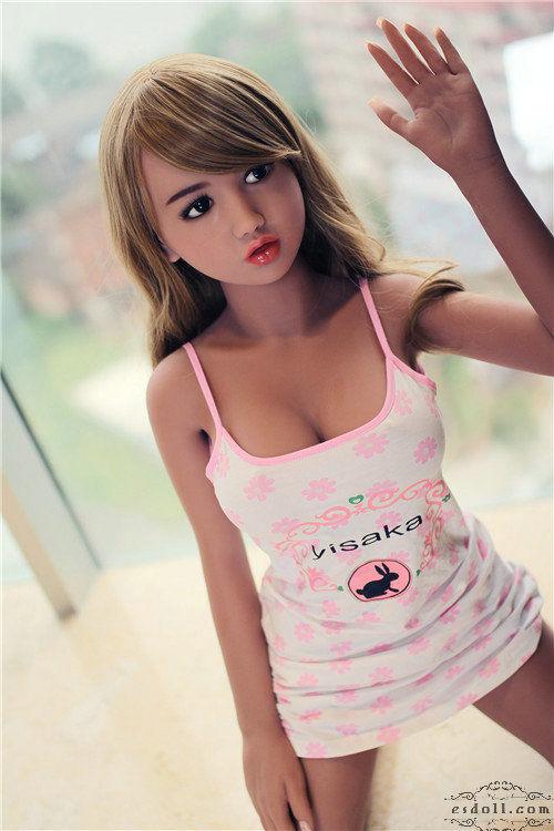 138cm Karine sex doll - 2
