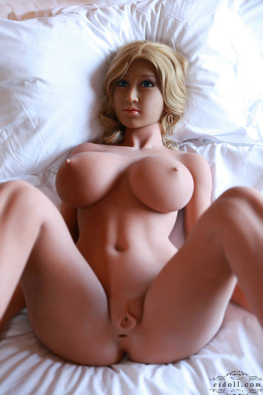 168cm Big Boobs aised buttocks sexy love doll - Sandy
