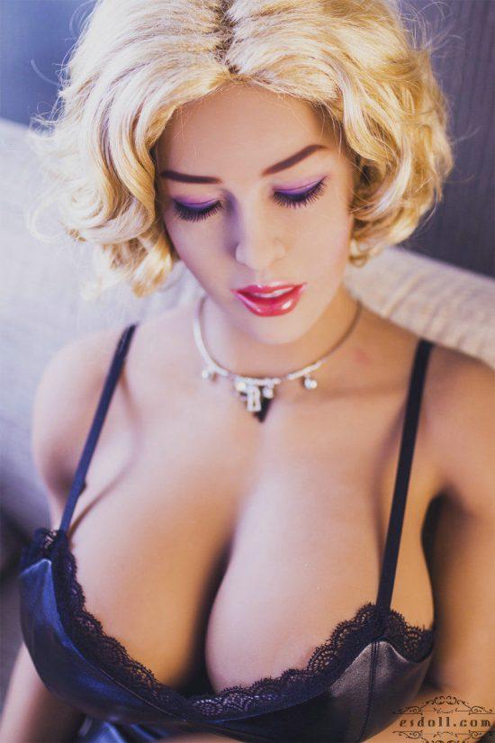 166cm BAMBI Lifelike Silicone Sex Dolls