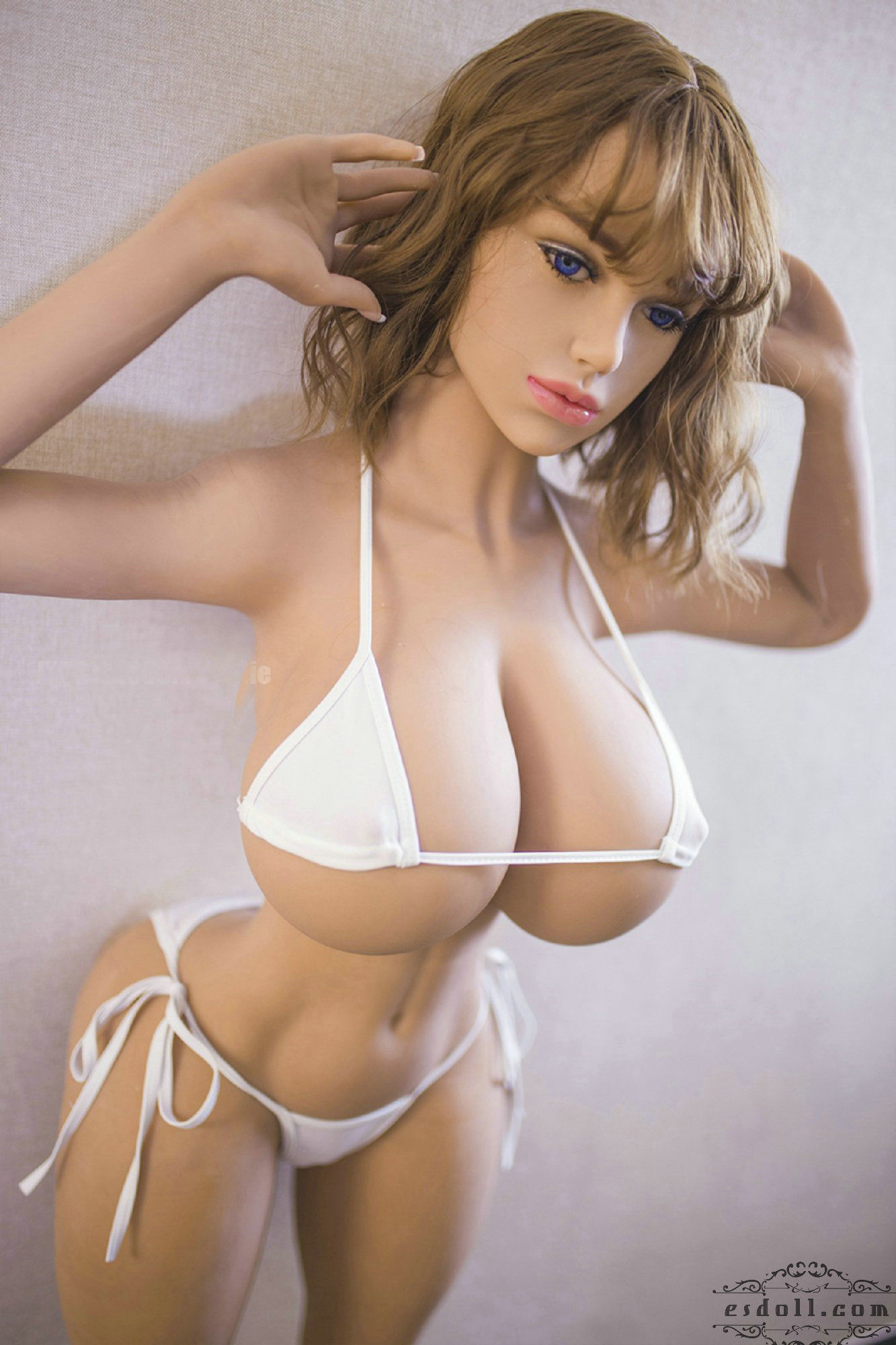 153cm Brandy sex doll - 4