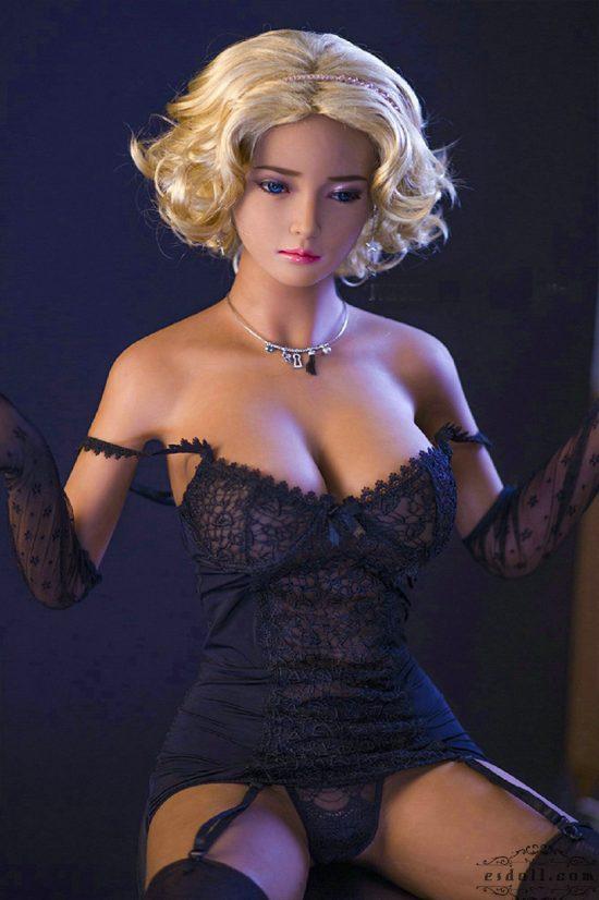 165cm Quinn Real Sex Doll