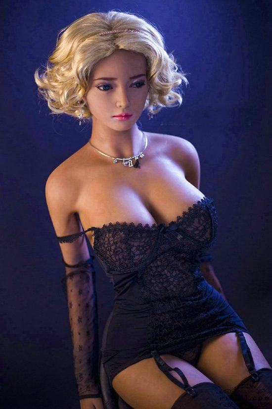 165cm Quinn Real Sex Doll - 5