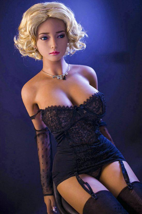 165cm Quinn Real Sex Doll - 7