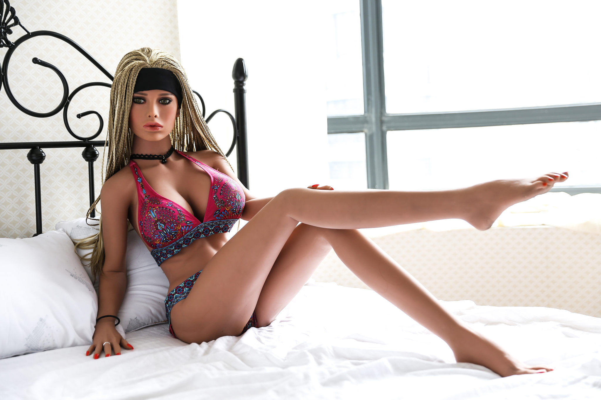 165cm 5.41ft Lifelike sex doll - 3