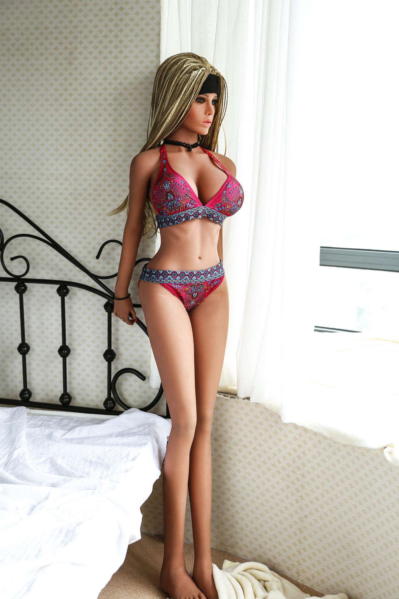 165cm 5.41ft Lifelike sex doll - 9