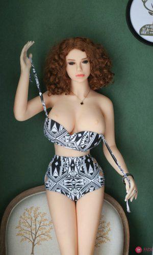 158cm Perfect Sexy Fashion Model Big Breasts Sex doll - Claire