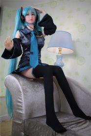 Miku 165cm Sex Doll - 1