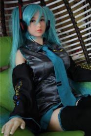 Miku 165cm Sex Doll - 2
